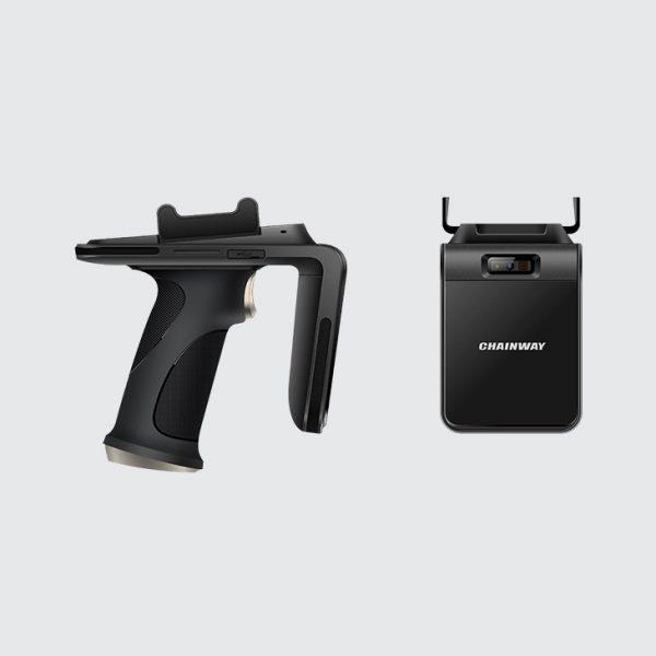 UHF RFID Sled Reader R6